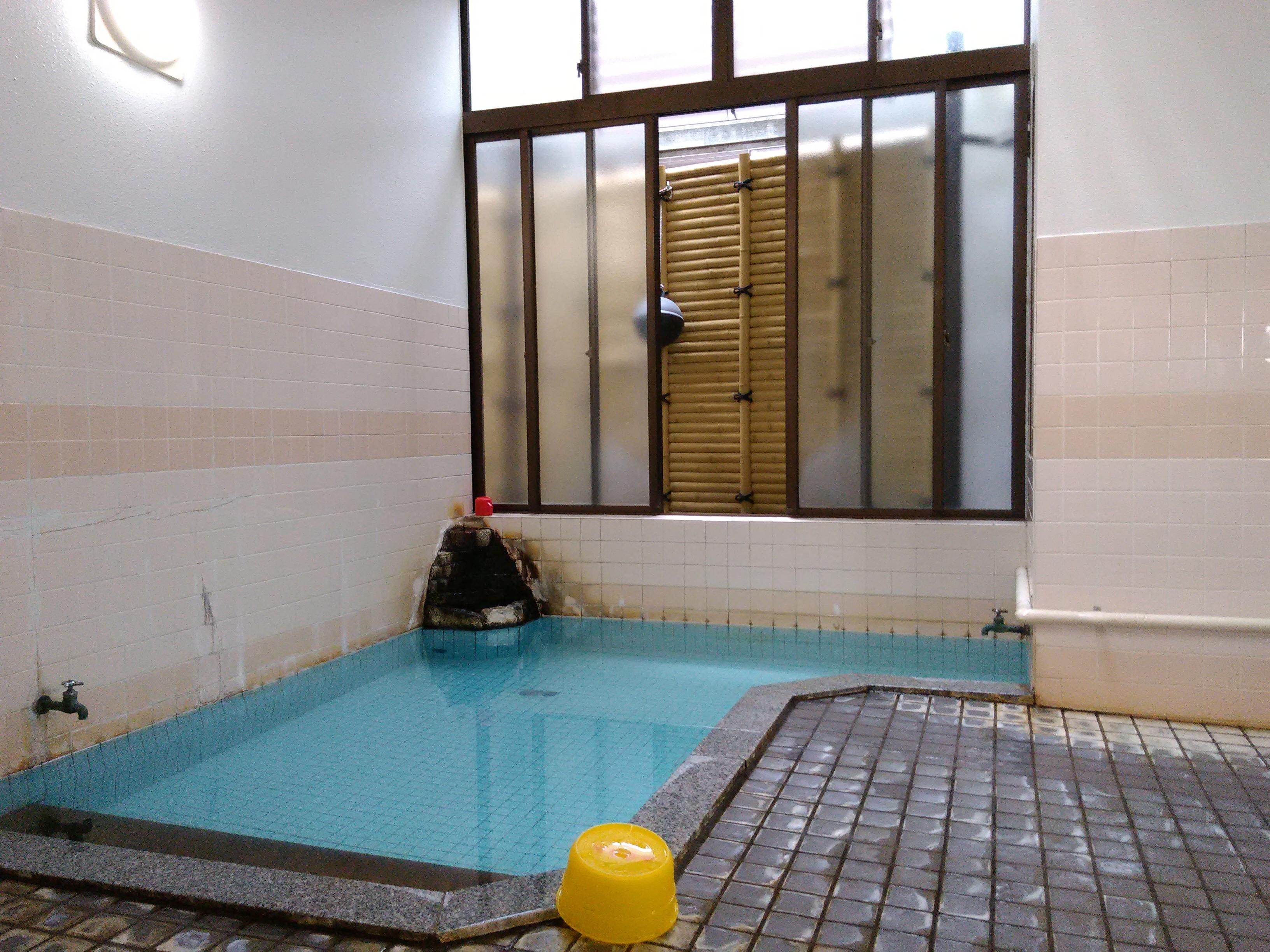 かしわや旅館温泉