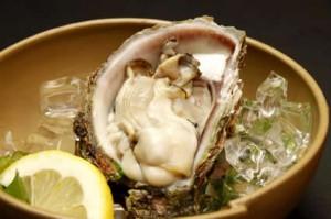 岩牡蠣(季節によります)